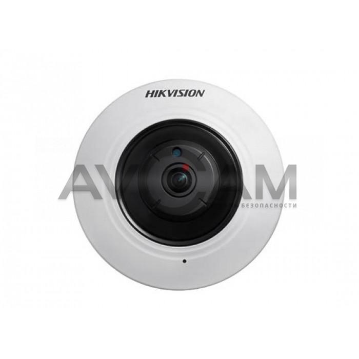 Купольная IP видеокамера Hikvision DS-2CD2942F