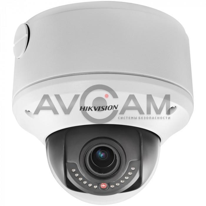 Купольная IP видеокамера Hikvision DS-2CD4312FWD-IHS
