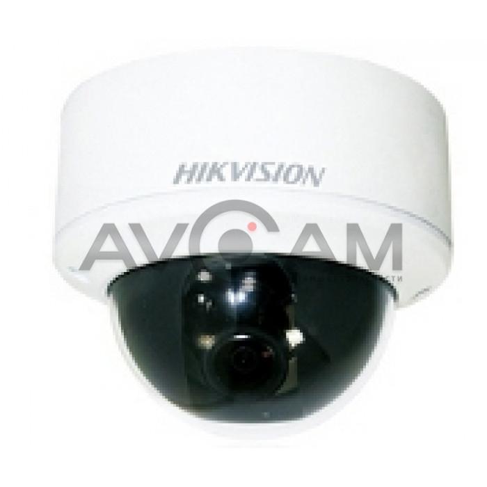 Купольная IP видеокамера Hikvision DS-2CD753F-E