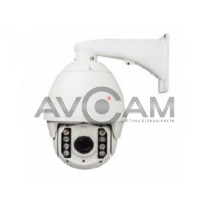 Скоростная поворотная IP видеокамера QVC-IPC-204SP (33x)