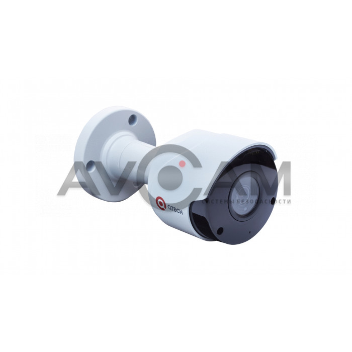 Уличная IP видеокамера  QVC-IPC-501S (3.6)