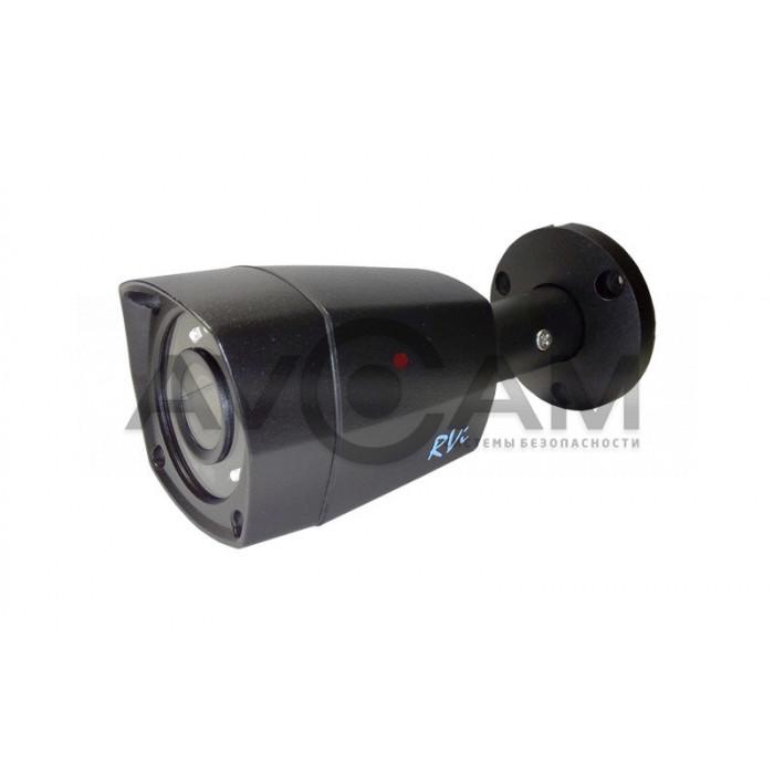 Уличная мультиформатная HD видеокамера RVi-1ACT102 (2.7-13.5) black