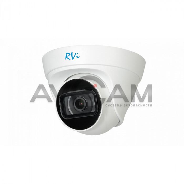 Купольная IP видеокамера RVI-1NCE2010 (2.8)