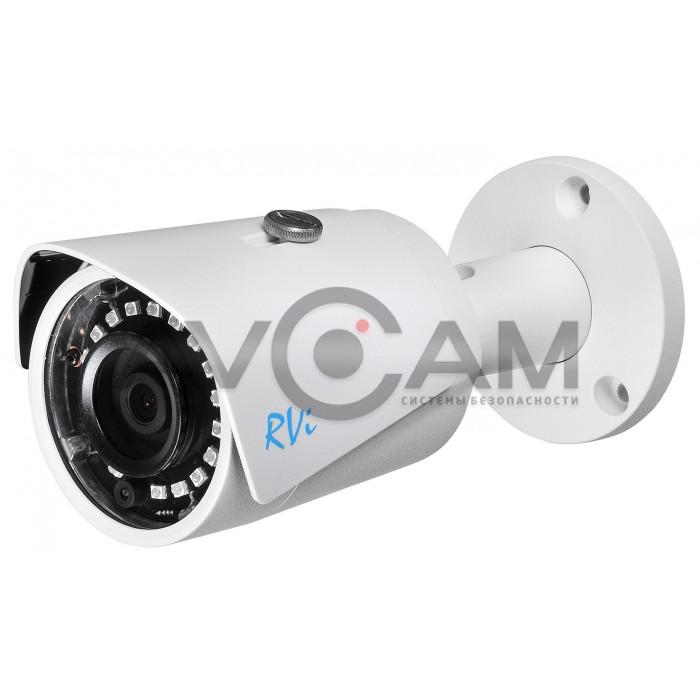 Уличная IP видеокамера  RVi-1NCT2020 (3.6)