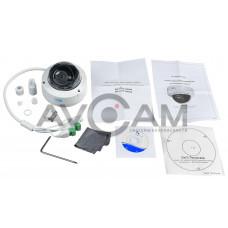 Купольная IP видеокамера RVi-2NCD6034
