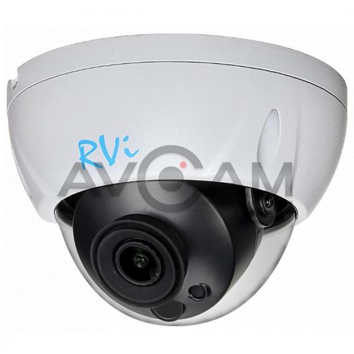 Купольная IP видеокамера RVi-1NCDX4064 (3.6) white