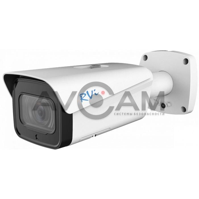 Уличная IP видеокамера RVi-1NCT4065 (2.7-12) white