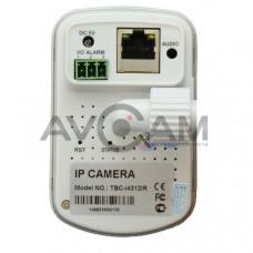 Миникорпусная IP видеокамера с WIFi TBTEC TBC-i4312IR