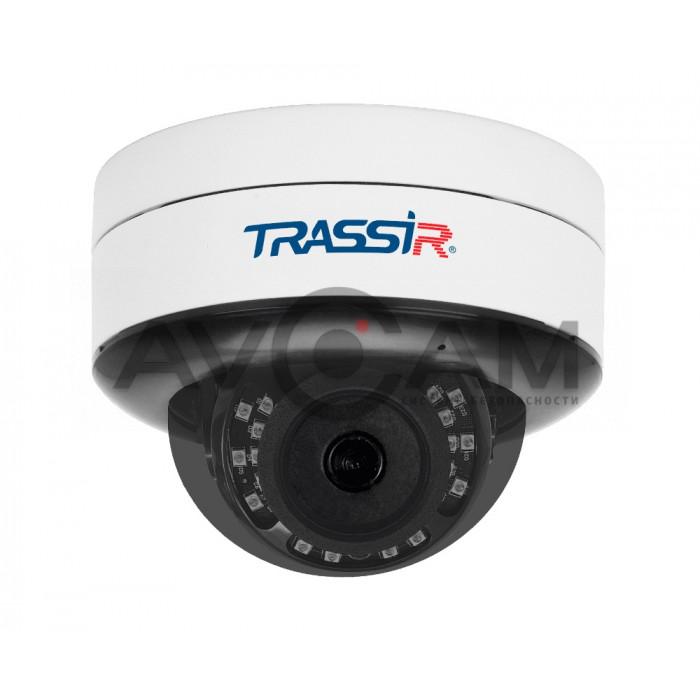 IP видеокамера купольная TRASSIR TR-D3151IR2 (2.8 мм)