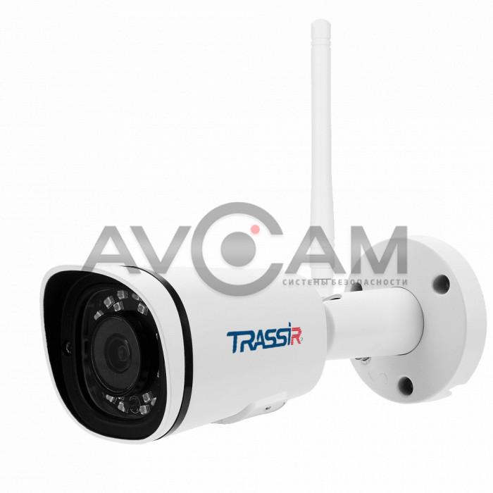 Уличная IP видеокамера с Wi-Fi TRASSIR TR-D2121IR3W v2 (3.6 мм)
