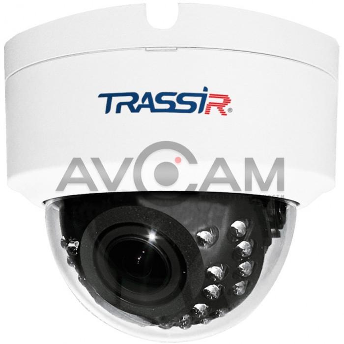 Купольная IP видеокамера TRASSIR TR-D2D2