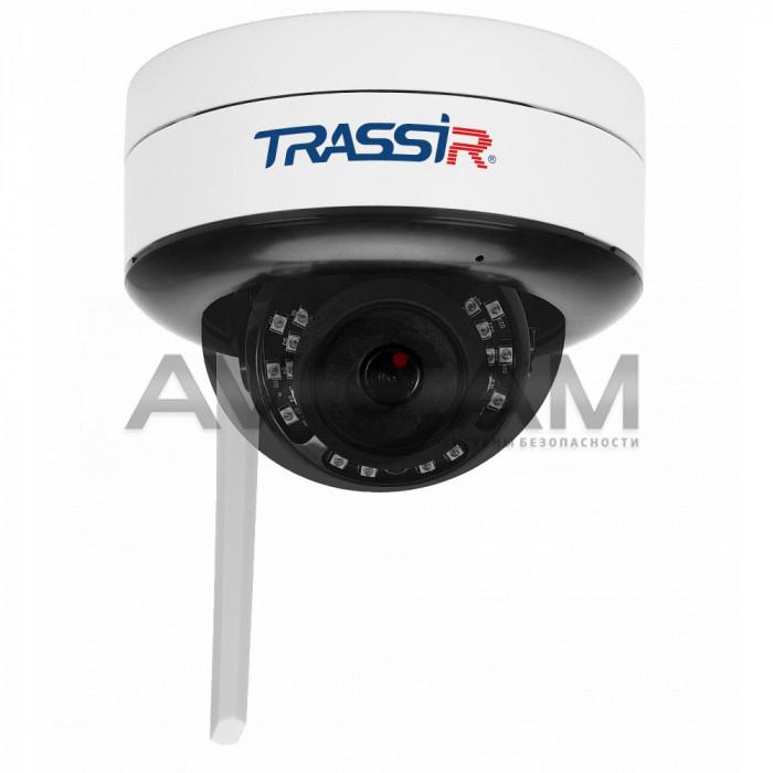 Купольная IP видеокамера TRASSIR TR-W2D5 (2.8 мм)