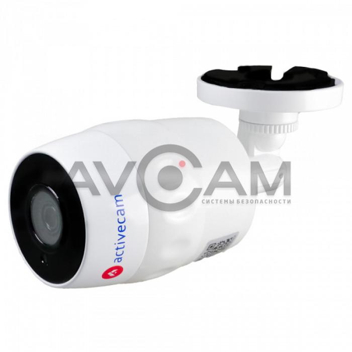 Компактная уличная IP-камера с WIFI ActiveCam AC-D2121IR3W – 2 Mpix с ИК-подсветкой