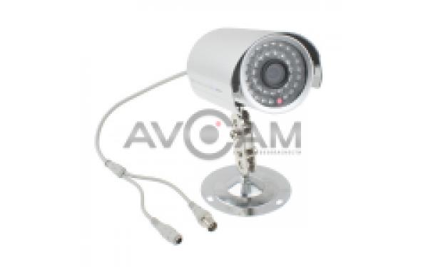 Классика безопасности - системы аналогового видеонаблюдения