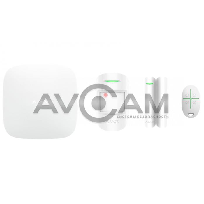 Стартовый комплект сигнализации Ajax StarterKit Plus