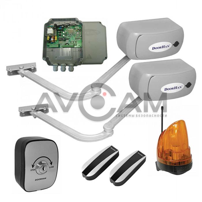 Комплект приводов для распашных ворот ARM-320KIT