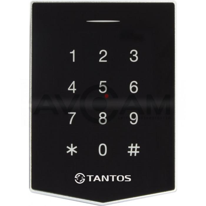 Кодонаборная панель с сенсорными кнопками на 1000 пользователей Tantos TS-KBD-EH Touch