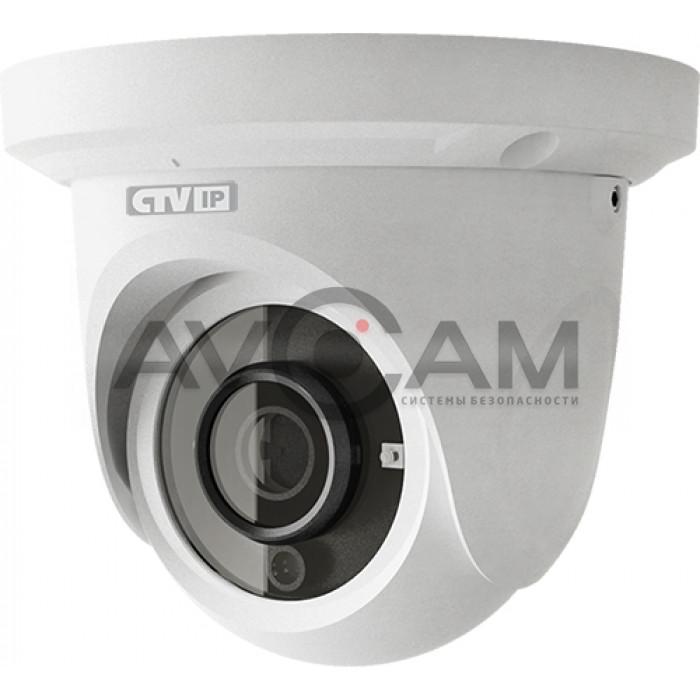 Цветная видеокамера CTV-IPD4036 FLE