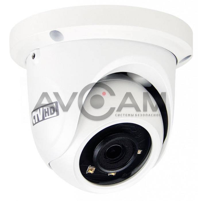 Цветная видеокамера CTV-IPD4028 MFE