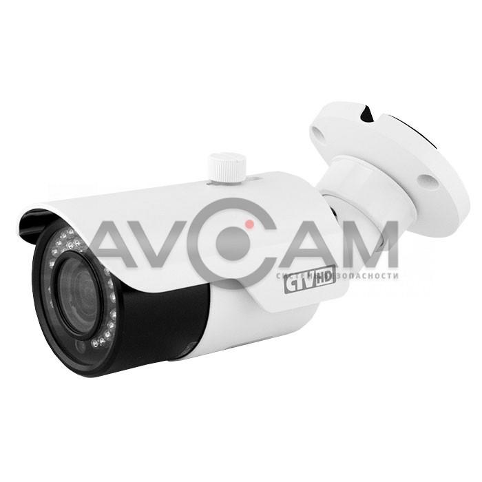 Цветная AHD видеокамера CTV-HDB2820A M