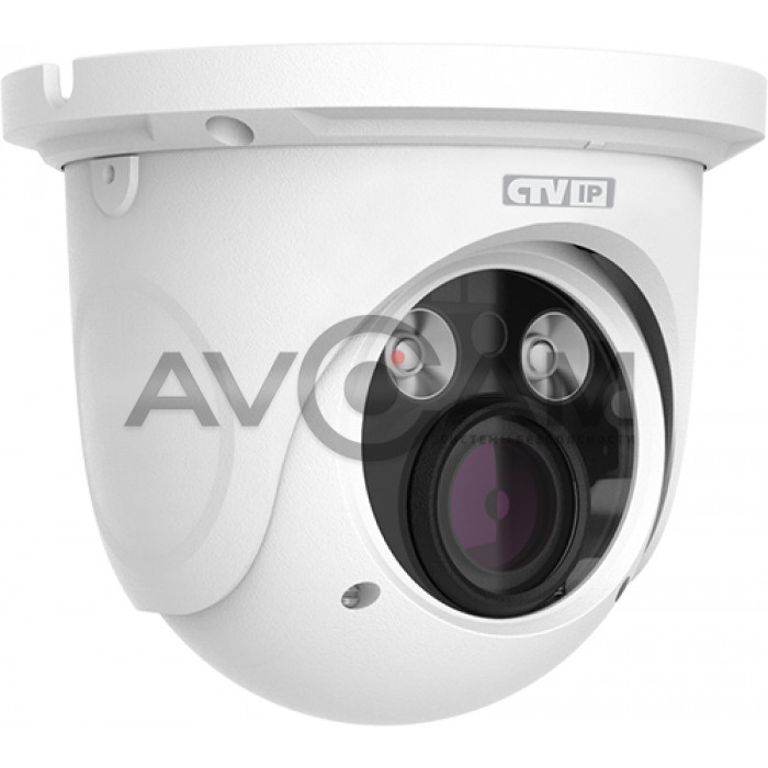 Цветная IP видеокамера CTV-IPD2028 VFE