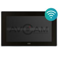 Видеодомофон без трубки с WIFI и детектором движения CTV-M5701