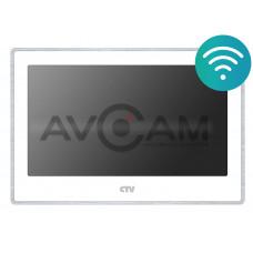 Видеодомофон без трубки с WIFI и детектором движения CTV-M5702