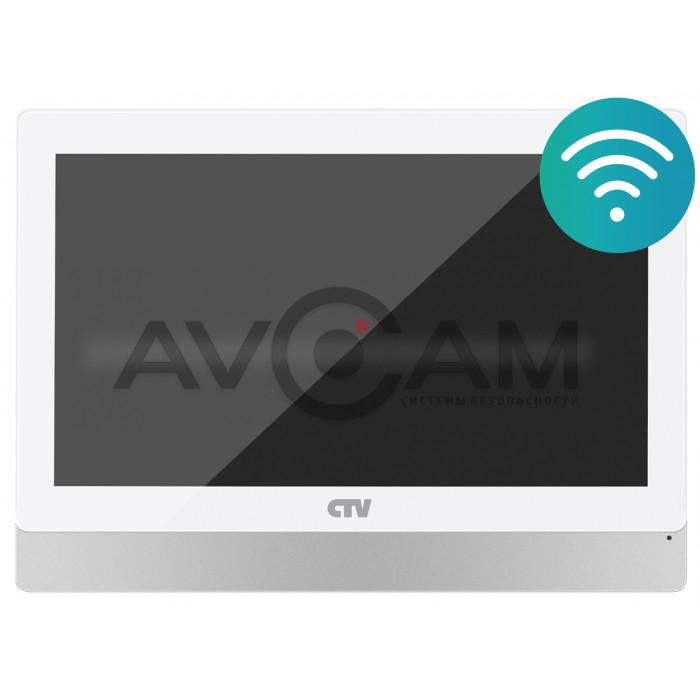 Видеодомофон без трубки с детектором движения и WIFI CTV-M5902