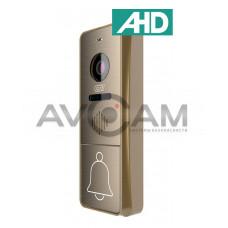 Цветной комплект AHD видеодомофона с записью по движению CTV-M4104AHD + CTV-D4000FHD Full HD