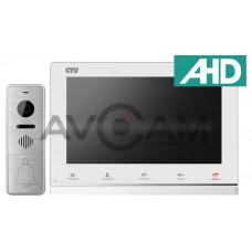 Комплект цветного видеодомофона формата AHD с датчиком движения и WIFI CTV-DP4101AHD 4