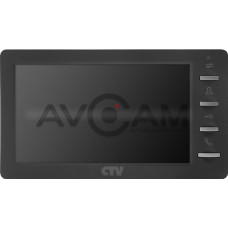 Цветной видеодомофон с записью по движению CTV-M1701MD