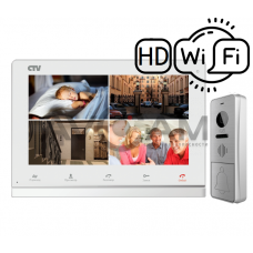 Комплект видеодомофона CTV-DP4101AHD