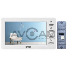 Комплект видеодомофона CTV-M1701MD + CTV-D10NG