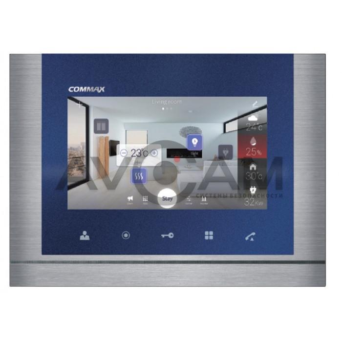 Видеодомофон со встроенным координатным блоком сопряжения Commax CMV-70MX/VZ