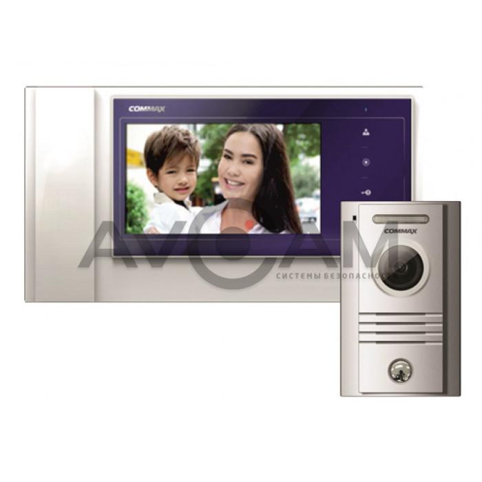 Комплект видеодомофона Commax CDV-70KR3/DRC-40KR2