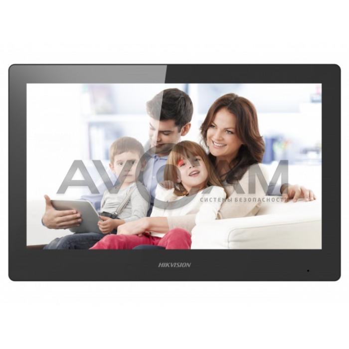 IP видеодомофон с Wi-Fi  Hikvision DS-KH8520-WTE1