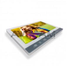 Видеодомофон с записью по детекции  J2000-DF-АЛИСА (белый) AHD 2,0 mp