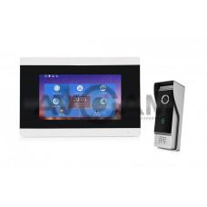 Комплект видеодомофона J2000-DF-МАРИЯ IP+J2000-DF-АГАТ IP комплект