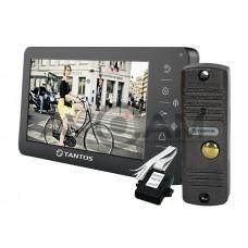 Видеодомофон Tantos Amelie комплект с вызывной панелью Walle - VIZIT