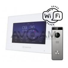 Комплект видеодомофона Tantos Marilyn HD + вызывная панель HD (комплект)