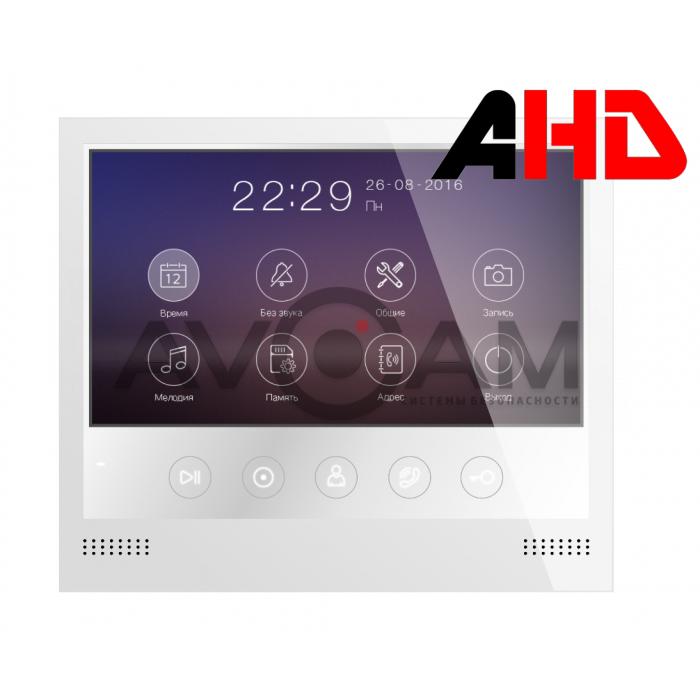 Цветной видеодомофон формата AHD с записью фото и видео Selina HD M