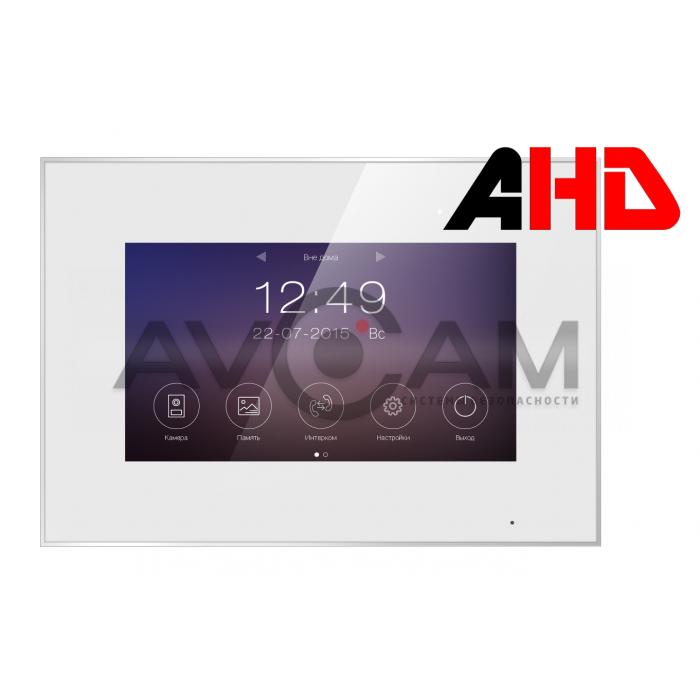 Цветной видеодомофон формата AHD с записью фото и видео Marilyn HD