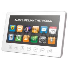 Видеодомофон для квартиры, дома и офиса с датчиком движения Tantos Prime Slim