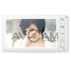 цветной видеодомофон Tantos Amelie SD Vizit  для дома и офиса