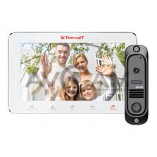 Комплект видеодомофона Tornet TR-29 IP W/412Bl