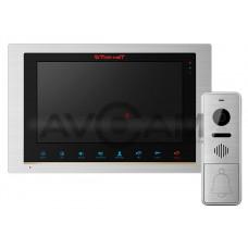 Комплект видеодомофона Tornet TR-31 IP + CTV-D4005