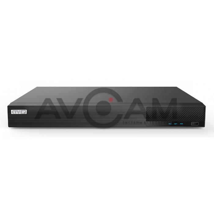 Цифровой 16-ти канальный сетевой видеорегистратор CTV-IPR3416 M