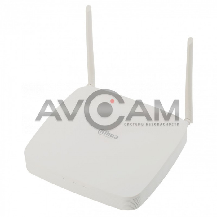 Сетевой 4х-канальный Видеорегистратор Dahua DHI-NVR2104-W-4KS2