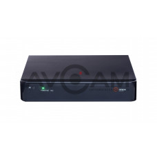 Сетевой 4-канальный Видеорегистратор QVC-NVR-104/2MP