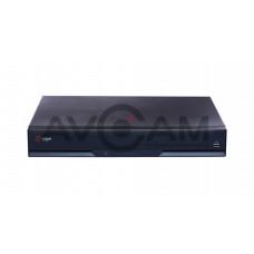 Сетевой 16-канальный Видеорегистратор QVC-NVR-216/5MP